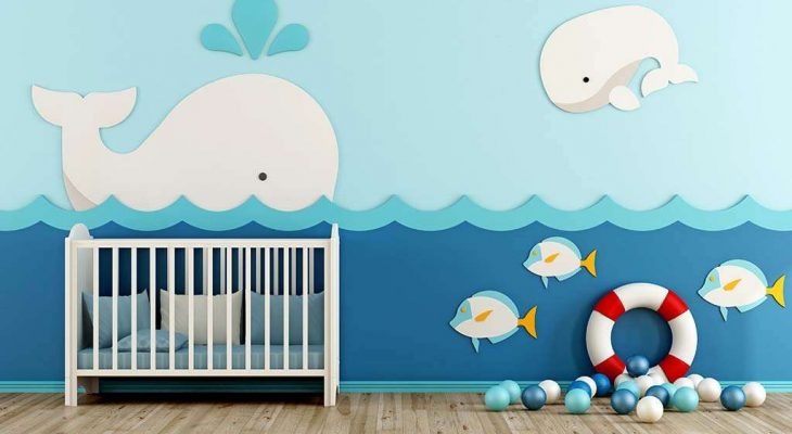 Guide about How to Decorate Baby's room?